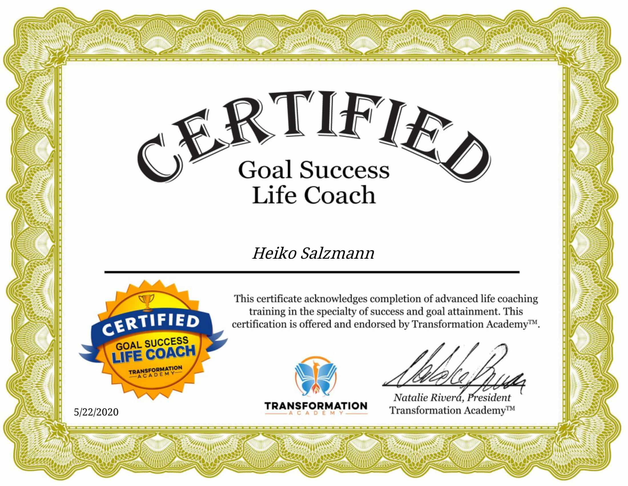 GoalCoachcertification_Heiko Salzmann